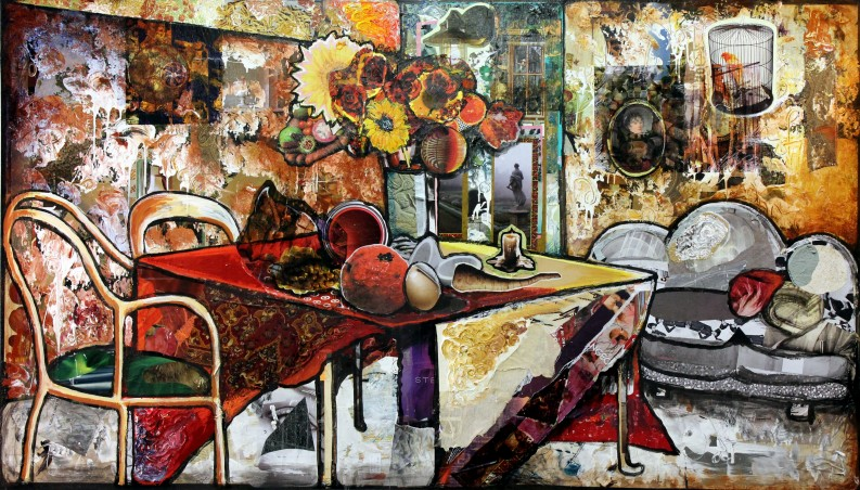 A Feast and Flowers_48x92_mm_2012_commission_web
